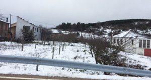 Suspéndense as clases o venres 1 de febreiro nos centros escolares da montaña ourensá pola neve