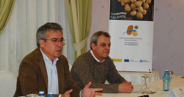 Photo of Xornada técnica da IXP Pataca de Galicia, en Xinzo