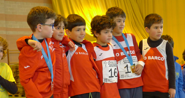 Photo of Catro podios para o Adas no 23º Memorial Alejandro Lorenzo, na Rúa
