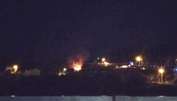 Photo of Incendio nunha caseta da Proba (O Barco)