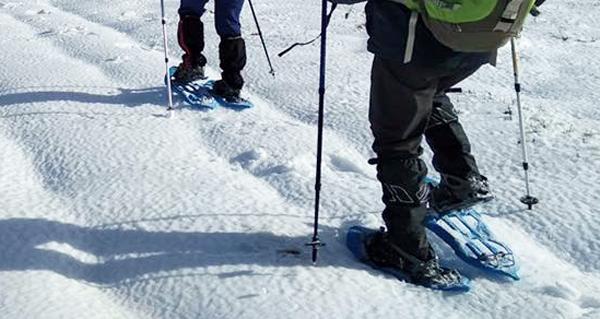 Photo of Ruta con raquetas de neve en Trevinca, o 3 de febreiro