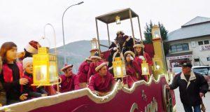 Os Reis Magos chegarán á estación de autobuses do Barco ás cinco desta tarde