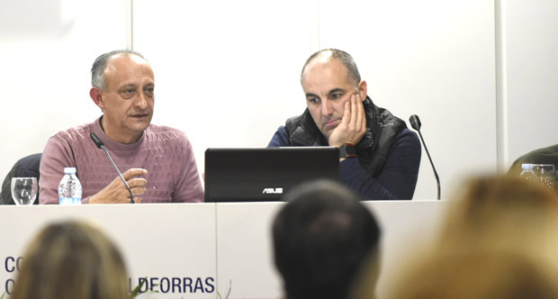 """Photo of A produción gandeira e a horta, na terceira sesión das """"Xornadas sobre oportunidades do medio rural"""" no Barco"""