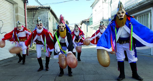 Photo of O Entroido de Xinzo de Limia, declarado festa de interese turístico internacional