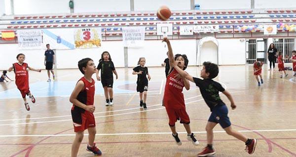 Photo of Os pequenos do MV Barco participarán este domingo na III Concentración Baby-Basket, en Monforte