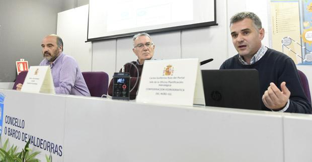Photo of O Barco acolle unha xornada de participación pública de cara á elaboración do novo plan hidrolóxico da CHMS