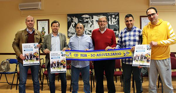 Photo of A Rúa acollerá un curso de monitor de fútbol base e unha fase da Copa Deputación alevín e benxamín