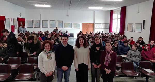 Photo of 4ª Semana da Empresa e do Emprendedor no IES 12 de Outubro de Ourense
