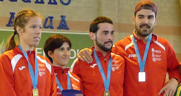 Photo of Dobre título para o Adas do Barco no campionato galego absoluto por equipos
