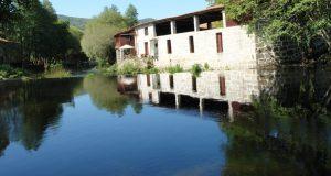 O Concello de Allariz e a CHMS colaboran para reconstruír o paseo fluvial sobre o Arnoia