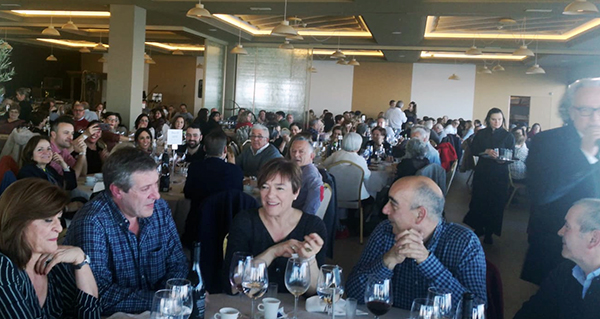 Photo of Unhas 350 persoas asisten á VI edición da Festa do Botelo na Coruña