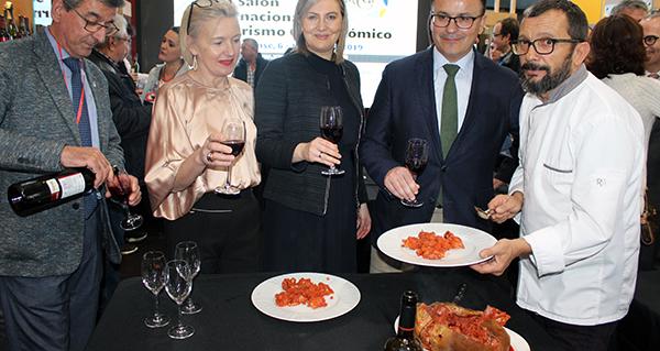 Photo of O Botelo do Barco, un dos protagonistas na clausura do 20 Salón Internacional de Turismo Gastronómico