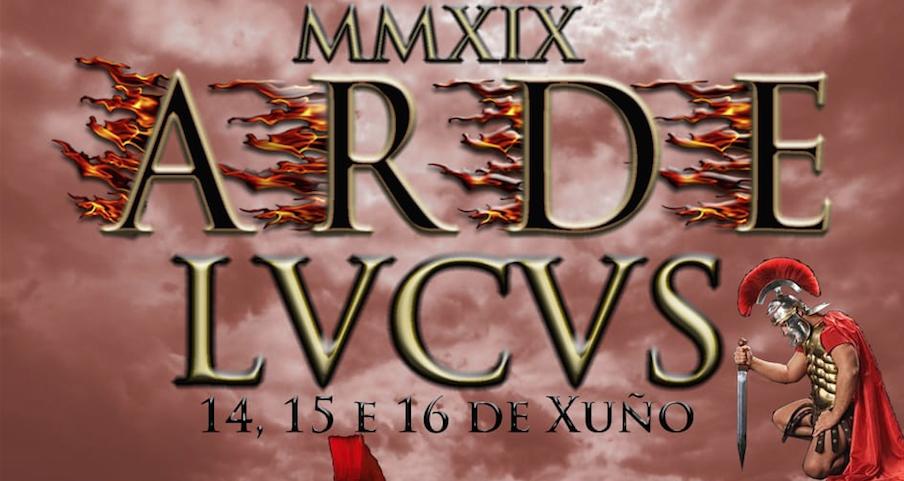 Photo of Unha ruesa, no concurso para o cartel de Arde Lvcvs 2019