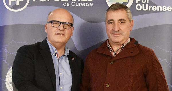 Photo of O alcalde socialista de San Xoán de Río encabezará a lista do PP nas vindeiras municipais