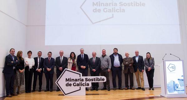 """Photo of O sector mineiro galego lanza a marca """"Minaría Sostible de Galicia"""""""