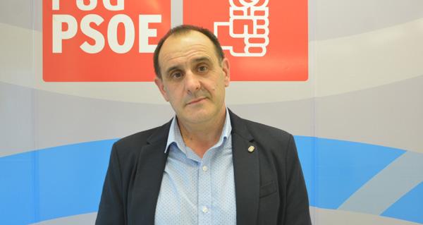 Photo of Aquilino Domínguez, candidato socialista á alcaldía en Parada de Sil