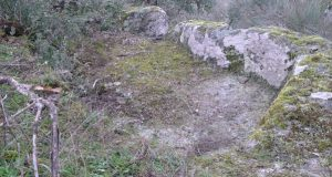 Aparece o primeiro lagar rupestre de Valdeorras