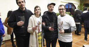 Abadía da Cova presenta cinco novos viños: tres rosados, un branco de loureira e un mencía ecolóxico