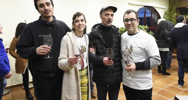 Photo of Abadía da Cova presenta cinco novos viños: tres rosados, un branco de loureira e un mencía ecolóxico