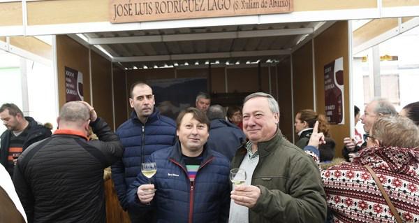 Photo of Na XXXVII Feira do Viño de Quiroga poderán catarse os viños de sete colleiteiros