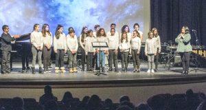 O coro de voces brancas do Conservatorio e da Escola de Música do Barco actuará no Carballiño