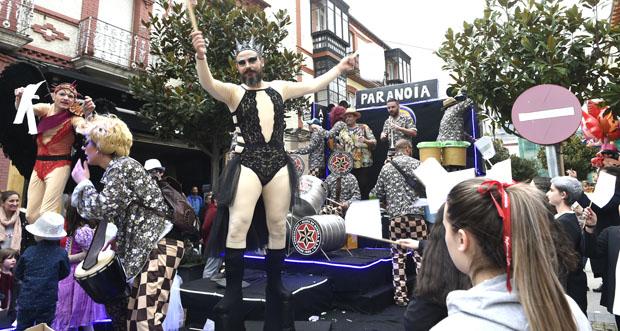 Photo of O desfile de Carnaval da Rúa en imaxes