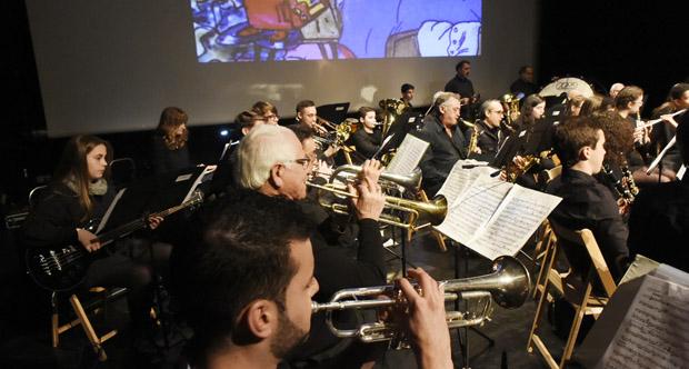 Photo of A Banda de Música do Barco déixase envolver polo cine