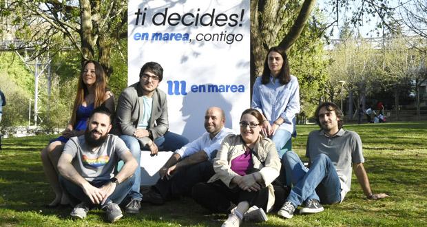 Photo of En Marea presenta as súas listas por Ourense ás eleccións xerais