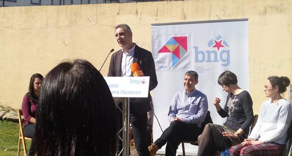 Photo of O BNG de Ourense presenta a súa candidatura ás municipais na cidade