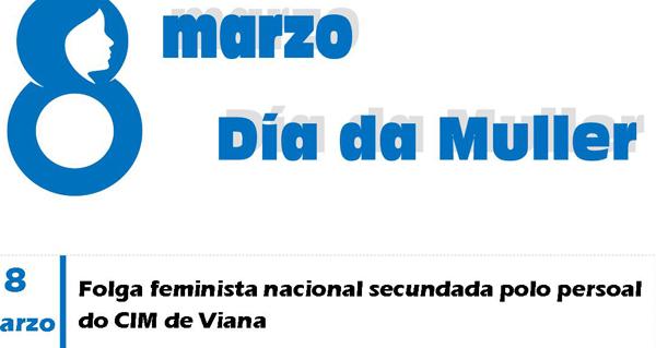 Photo of Cine, contacontos, rutas e obradoiros en Viana para celebrar o Día Internacional da Muller