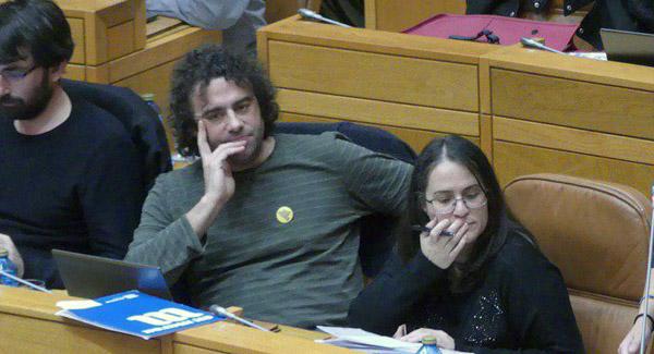 Photo of Davide Rodríguez pregunta no Parlamento galego sobre a xestión da praga da velutina