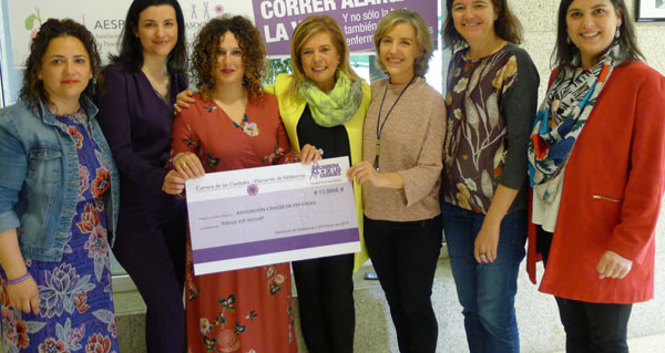 Photo of A I Carreira e Andaina das Cidades contra o Cancro de Páncreas de Vilamartín recauda 12.000 euros