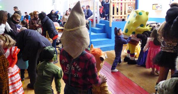 Photo of Festa infantil de Carnaval no Barco