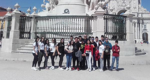 Photo of Viaxe cultural a Lisboa de alumnos do IES Cosme López da Rúa