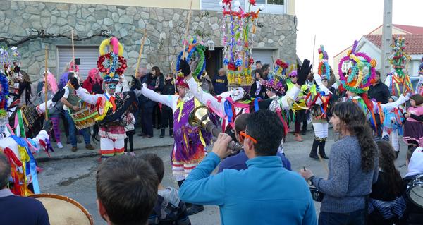 """Photo of """"Fulión"""" e teatro en verso en San Martiño (Manzaneda)"""