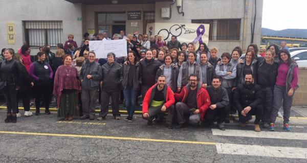 """Photo of As mulleres piden na Rúa """"un plan integral que protexa as nosas vidas do machismo"""""""