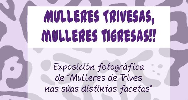 Photo of Exposición fotográfica en homenaxe ás mulleres loitadoras e valiosas de Trives