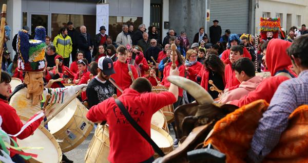 Photo of Trece folións percorrerán A Veiga na tarde do 9 de marzo