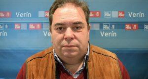 Gerardo Seoane volve presentarse como candidato socialista á alcaldía de Verín