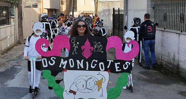 Photo of Desfile de Carnaval en Vilamartín
