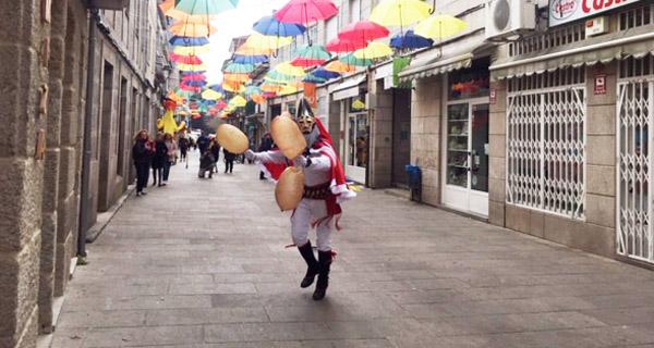 Photo of Pantallas, moita música e humor no Entroido de Xinzo