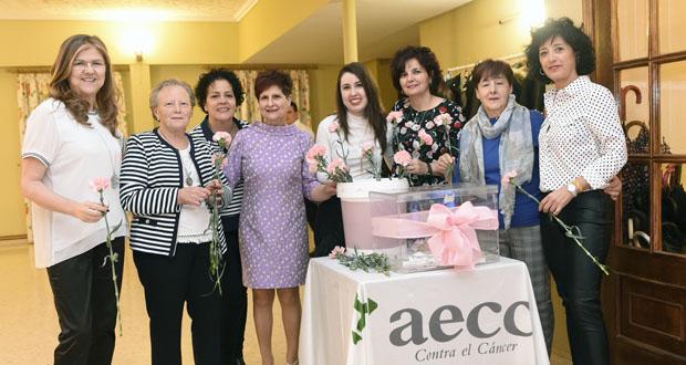 Photo of A cea benéfica da AECC de Valdeorras reúne a unhas 120 persoas