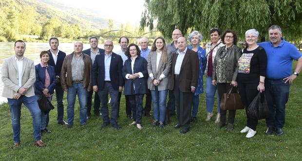 Photo of O PP do Barco presenta a súa candidatura ás eleccións municipais