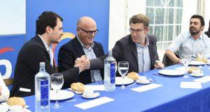 O PP inicia a campaña das eleccións xerais en Valdeorras