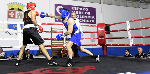 Photo of A X Velada de Boxeo amateur do Concello do Barco, en imaxes