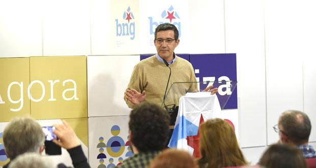 """Photo of Iago Tabarés: """"O BNG é garantía de que se falará da provincia de Ourense e de Galicia en Madrid"""""""