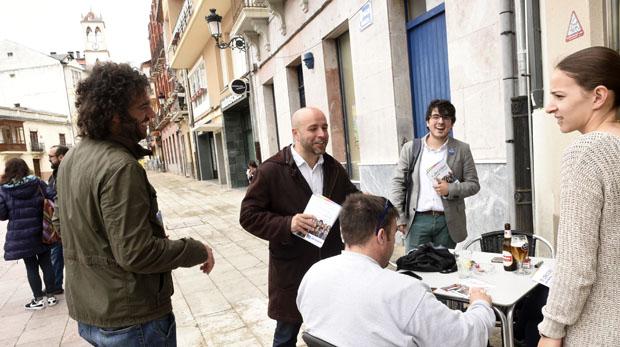 """Photo of Luis Villares: """"Reivindicamos unha restauración ambiental das canteiras que ademais pode ser unha oportunidade laboral"""""""
