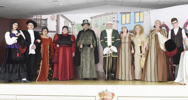 Photo of Teatro, música e exposición de clásicos nas festas de Vilamartín