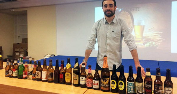 Photo of Curso de elaboración de cervexas en Verín