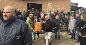Último adeus ao sindicalista valdeorrés José Paradelo